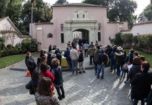 Президентский дворец в Винье дель Мар-1