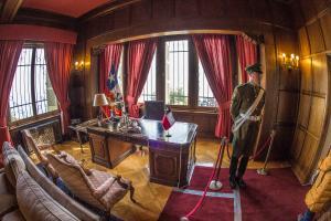 Президентский дворец в Винье дель Мар-12