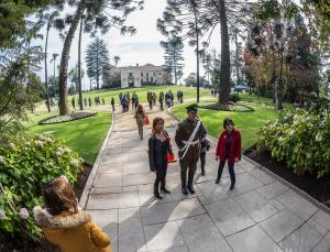 Президентский дворец в Винье дель Мар-3