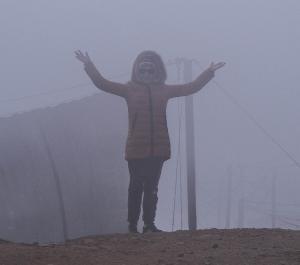 Туман на Серро Гранде-13