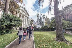 Старое здание Конгресса Чили-1
