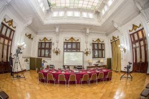 Старое здание Конгресса Чили-13