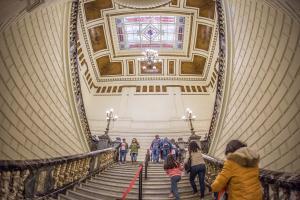 Старое здание Конгресса Чили-14