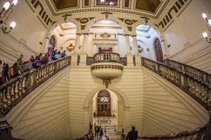 Старое здание Конгресса Чили-17