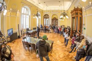 Старое здание Конгресса Чили-20
