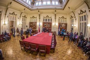 Старое здание Конгресса Чили-24