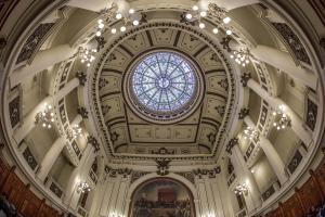 Старое здание Конгресса Чили-25
