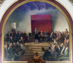 Старое здание Конгресса Чили-28