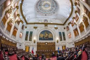 Старое здание Конгресса Чили-3