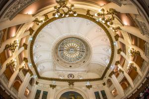Старое здание Конгресса Чили-4