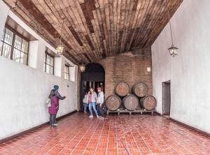 Винодельня Санта Каролина-5