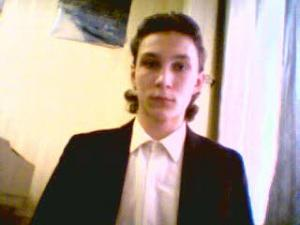 Веженков молодой